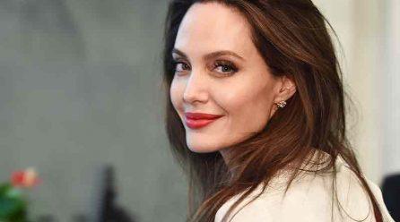 The ahievements of Angelina Jolie