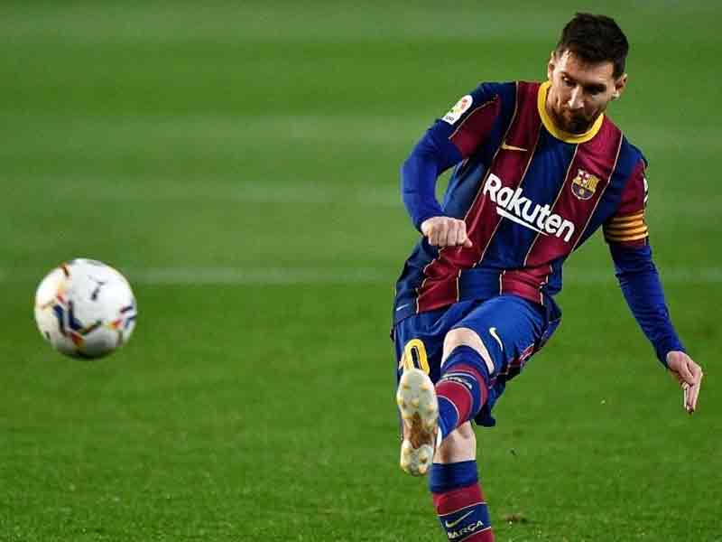Lionel Messi – The G.O.A.T